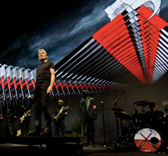 The Wall tour RogerWaters movie -documental