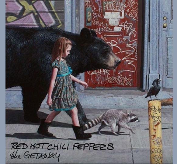 Red Hot Chili Peppers lanza The Getaway