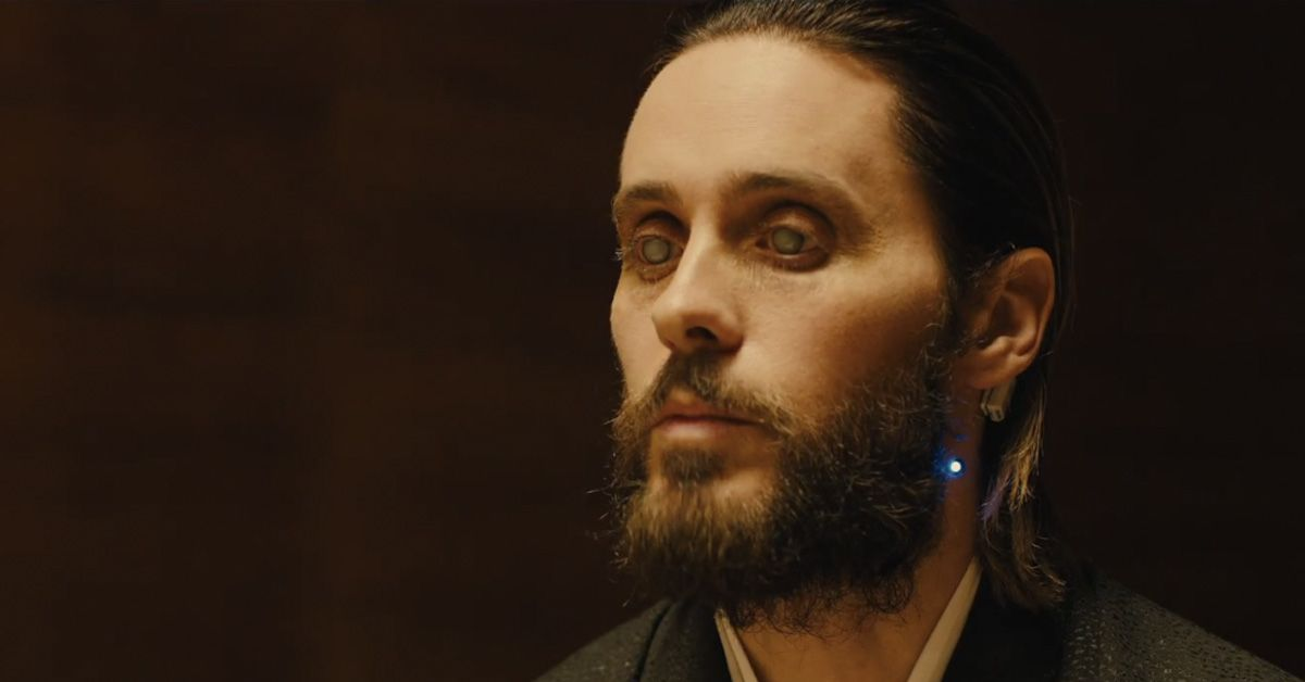 Blade Runner 2049 con Jared Leto
