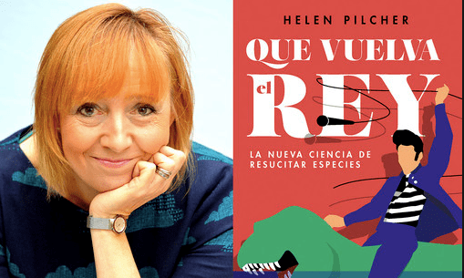 Helen Pitcher: que vuelva Elvis